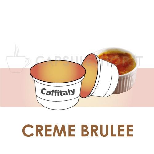 Capsule caffitaly Crème Brulée