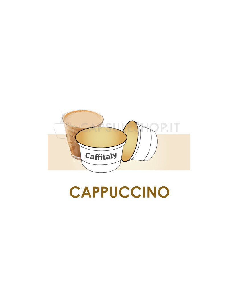 Cappuccino in capsule Caffitaly