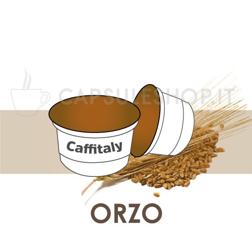 Capsule orzo Caffitaly aroma light