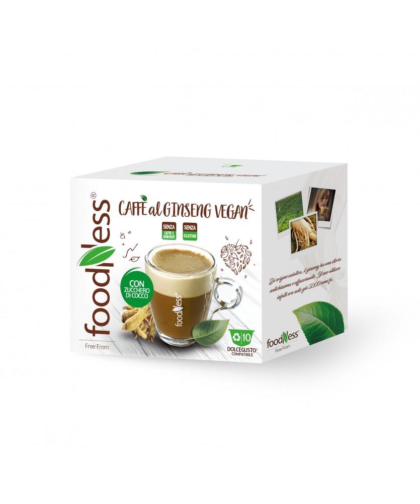Vegan Ginseng Coffee