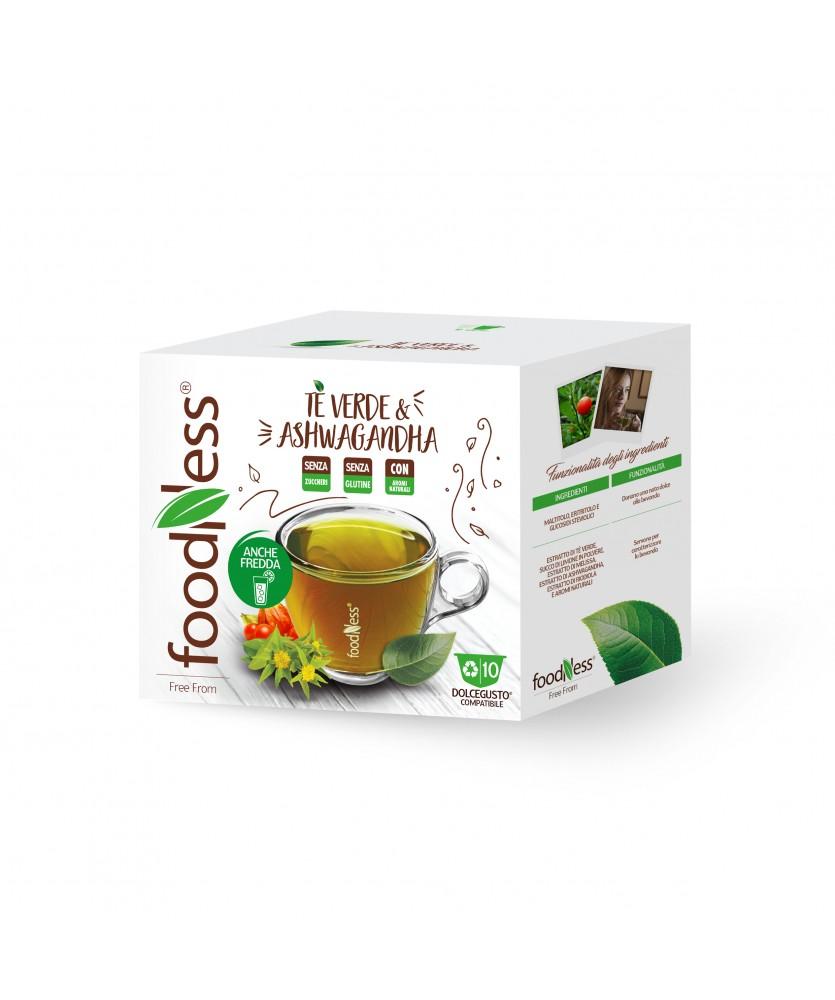 Green tea and Ashwagandha dolce gusto