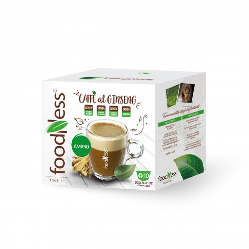Bittere ginseng dolce gusto