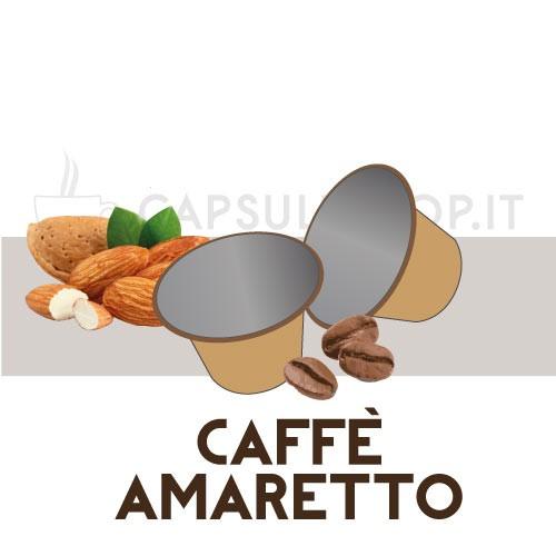 Amarettokoffie nespresso