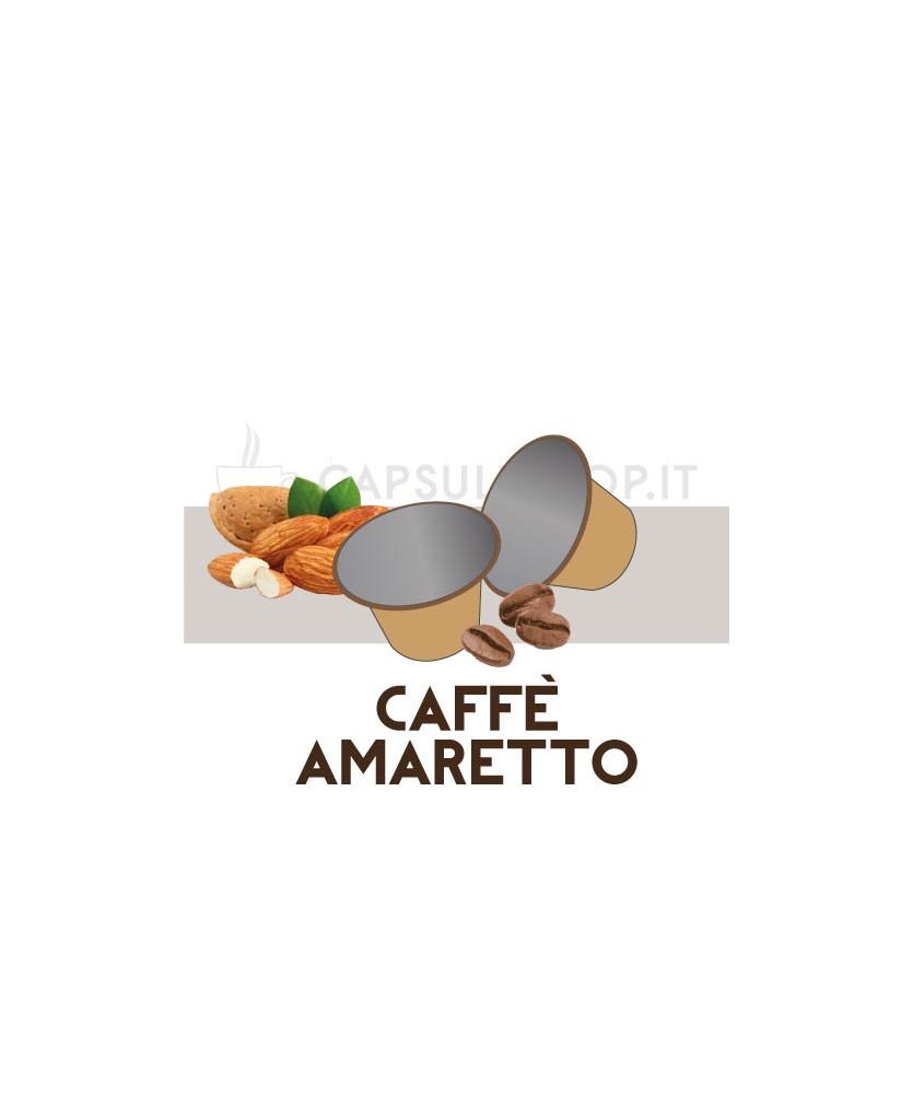 Capsule Nespresso caffè Amaretto