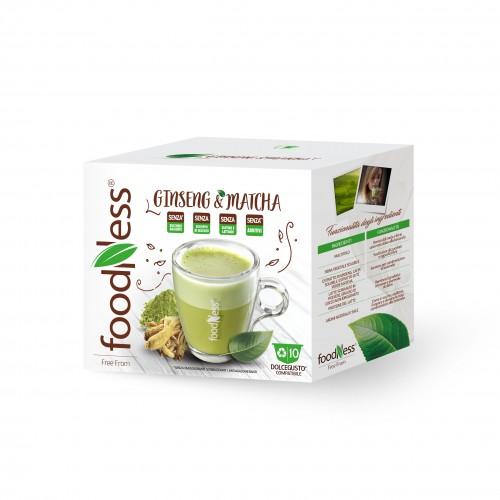 Ginseng e Matcha Foodness