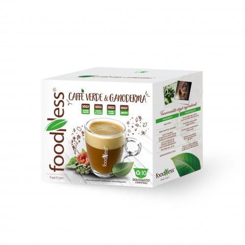 Caffè Verde & Ganoderma Foddness