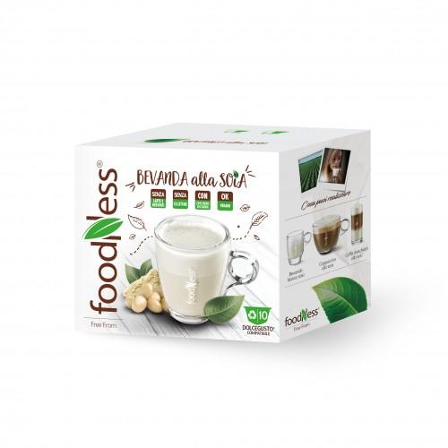 Bevanda alla soia Foodness