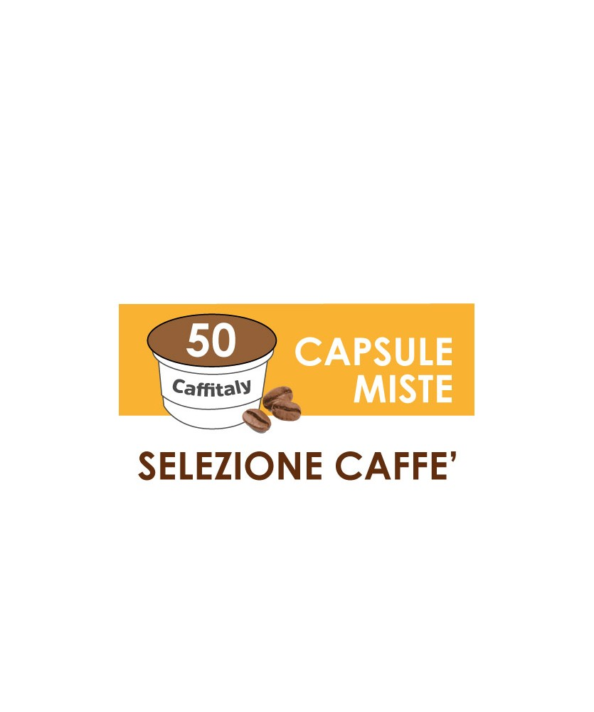 capsule compatibili caffitaly passione 88 selezione caffe capsule miste