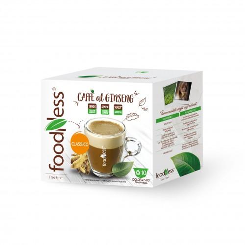 Caffè al ginseng Foodness Dolce Gusto