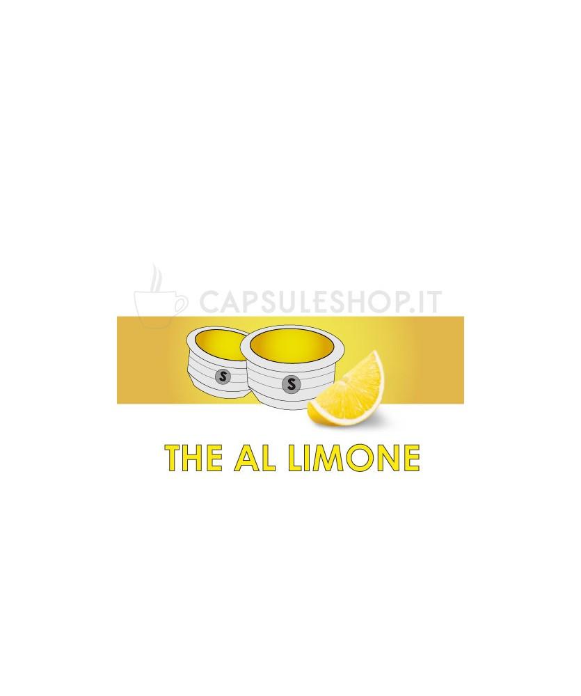 Capsule The al limone macchine sistema S (Mito)