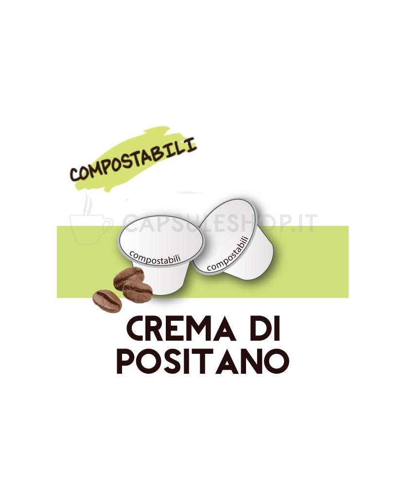 Passione 88 capsule compatibili nespresso compostabile impatto zero bio flores